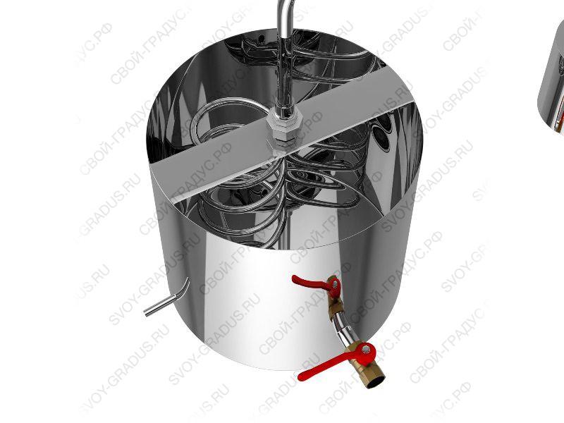 Диститиллятор Добрый Жар «Дачный» 40 л