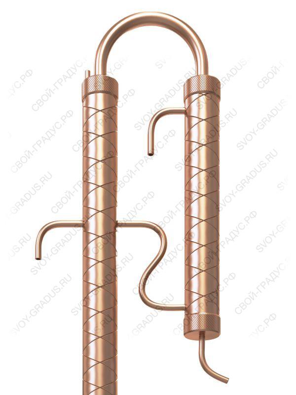 Дистиллятор Cuprum&Steel Prime, бак 30 л