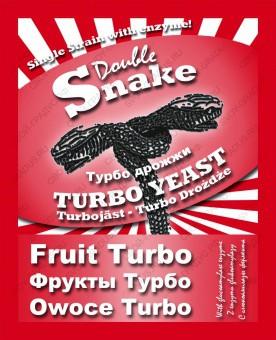Турбо дрожжи DoubleSnake Fruit Turbo