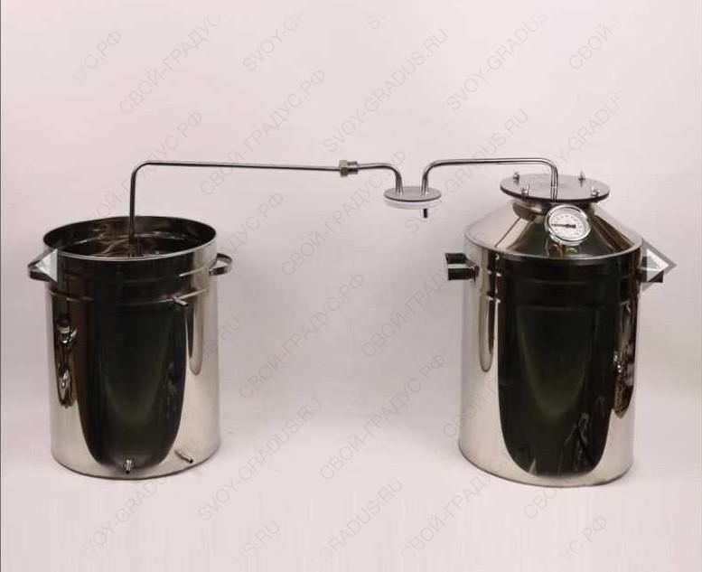 Самогонный аппарат Умелец «Дачный», куб 35 литров