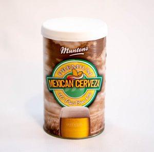 Солодовый экстракт Muntons Mexican CERVEZA 1,5 кг