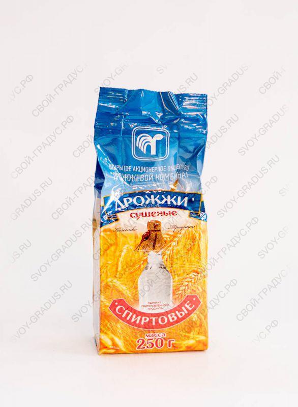 Дрожжи спиртовые Беларусские, 250 гр