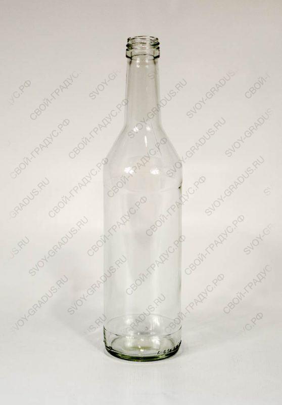 Бутылка «Водка» 0,5 л