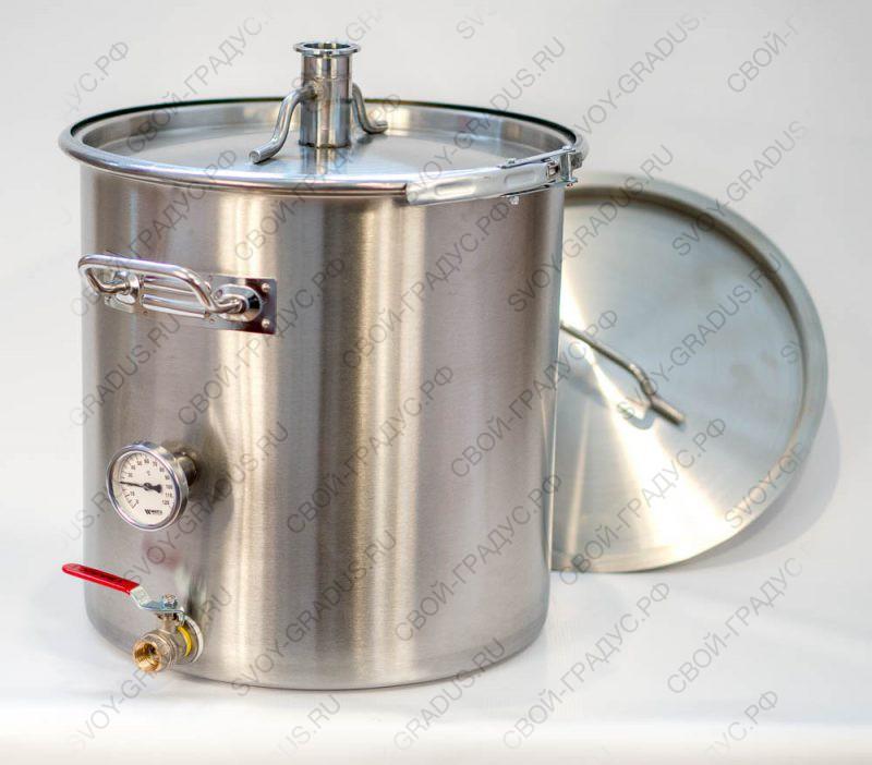 Сусловарочный котёл + Перегонный куб «Фаворит» 37 литров