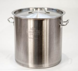 Котёл 25 литров (нержавеющая сталь)