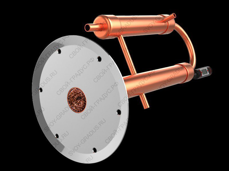 Дистиллятор Cuprum&Steel Omega, бак 22 л
