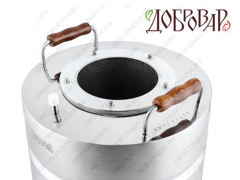 Корзина-экстрактор «Добровар» под 5 шпилек, глубина 50 мм