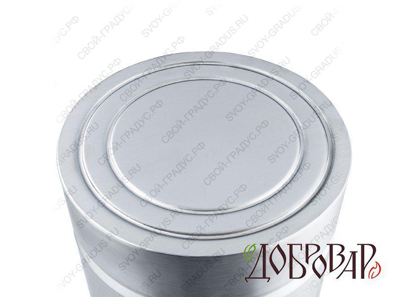 Куб «Добровар» 23 л, 5 шпилек (без крышки)