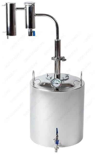 Дистиллятор Германия модель 2020, бак 30 л