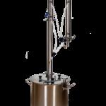 Дистиллятор Фаворит «Престиж» (кламп 2″), бак 37 л