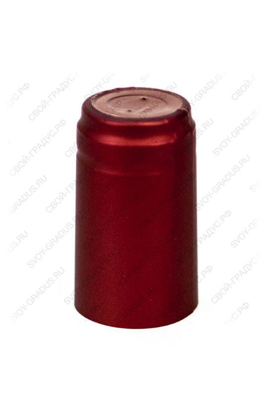 Термоусадочный колпачок 31*61 «Красный»