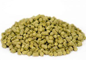 Хмель гранулированный Чинук (Chinook) α-12,8% (50г) США