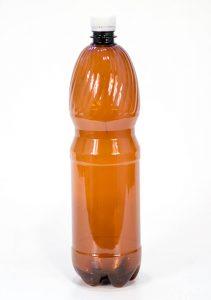 Бутылка пластиковая 1,5 литра