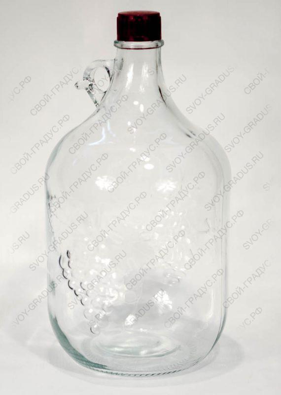 Бутыль 5 литров «Лоза»