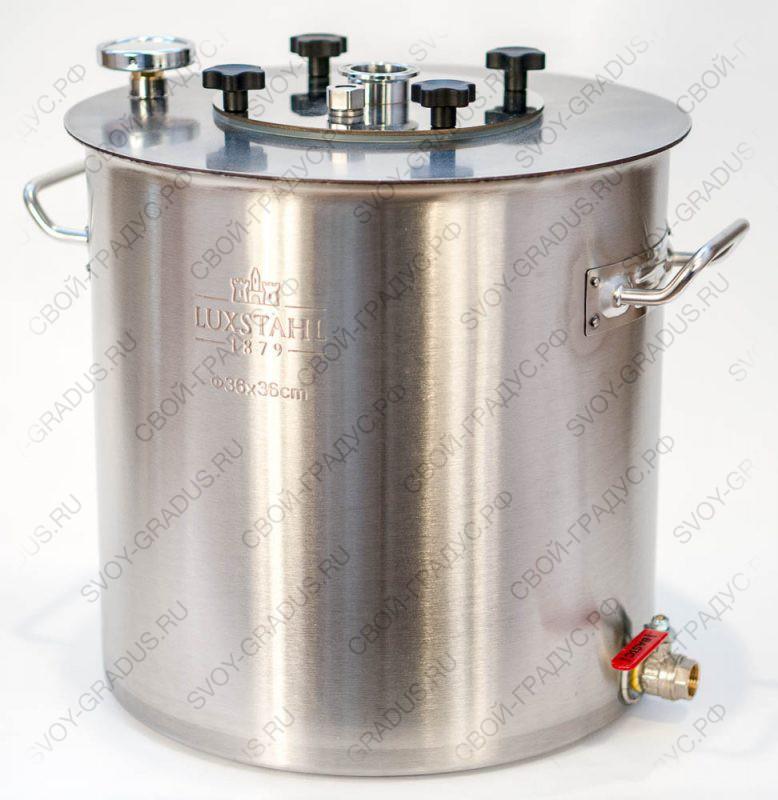 Перегонная ёмкость (бак) «Фаворит» 37 литров