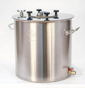 Перегонная ёмкость (бак) «Фаворит» 50 литров