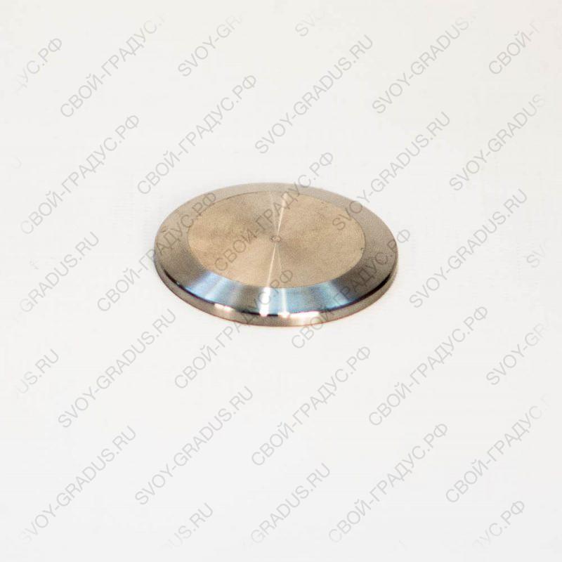 Заглушка кламп 1,5″ (DN40) глухая