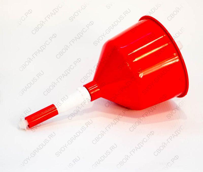 Воронка для розлива с клапаном