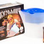 Фильтр-кувшин для самогона Кузьмич 3,4 литра
