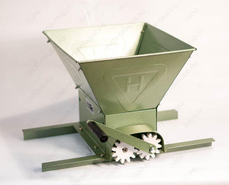 Дробилка для винограда ДВ-3 механическая