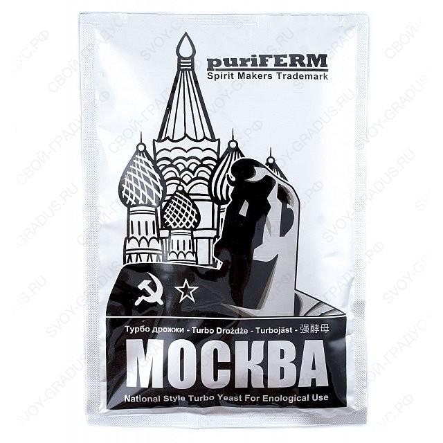 Спиртовые дрожжи puriFERM Москва, 140г