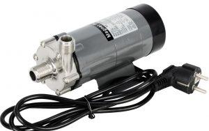 Насос с магнитной муфтой высокотемпературный MP-15RM (нерж.)