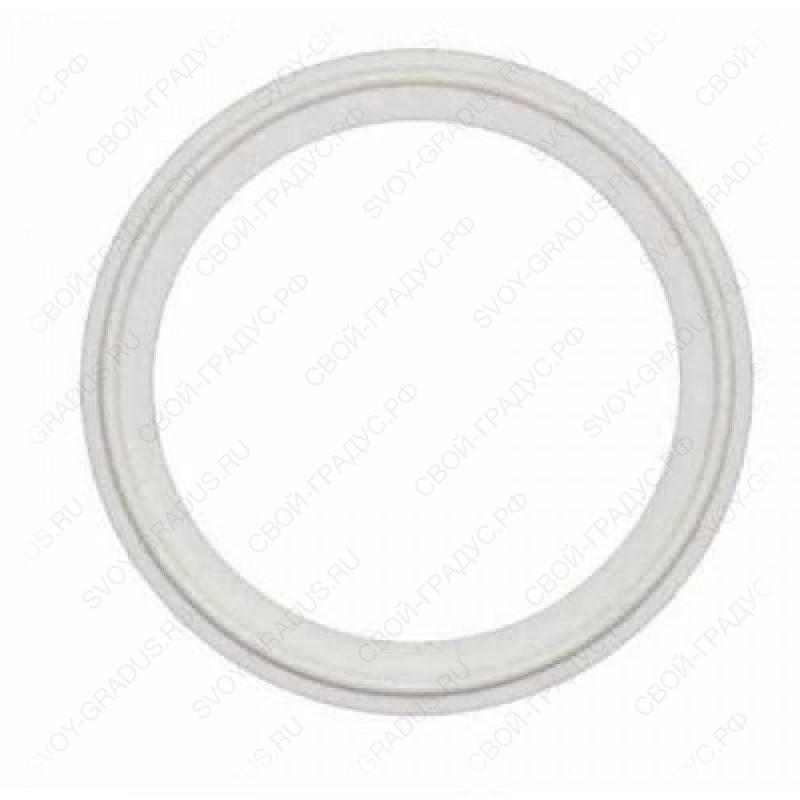 Прокладка кламп-соединения 1,5 дюйма, силикон