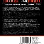 Спиртовые дрожжи Alcotec Fruit Turbo, 60г