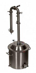 Дистиллятор Фаворит «Стандарт Плюс М» (кламп 1,5″) бак 25 л