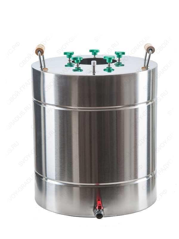 Перегонная ёмкость (бак) 34 литра