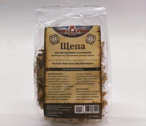 Щепа дубовая Scottish Chips from Speyside region, 100г